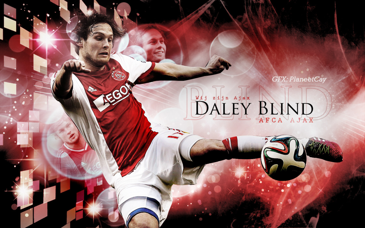 Daley Blind Wallpaper: Daley Blind Wallpaper Ajax By PlaneetCay On DeviantArt