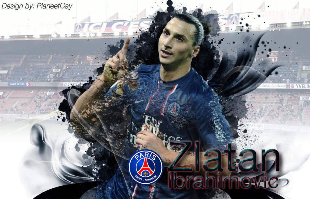Zlatan Ibrahimovic Wallpaper By PlaneetCay