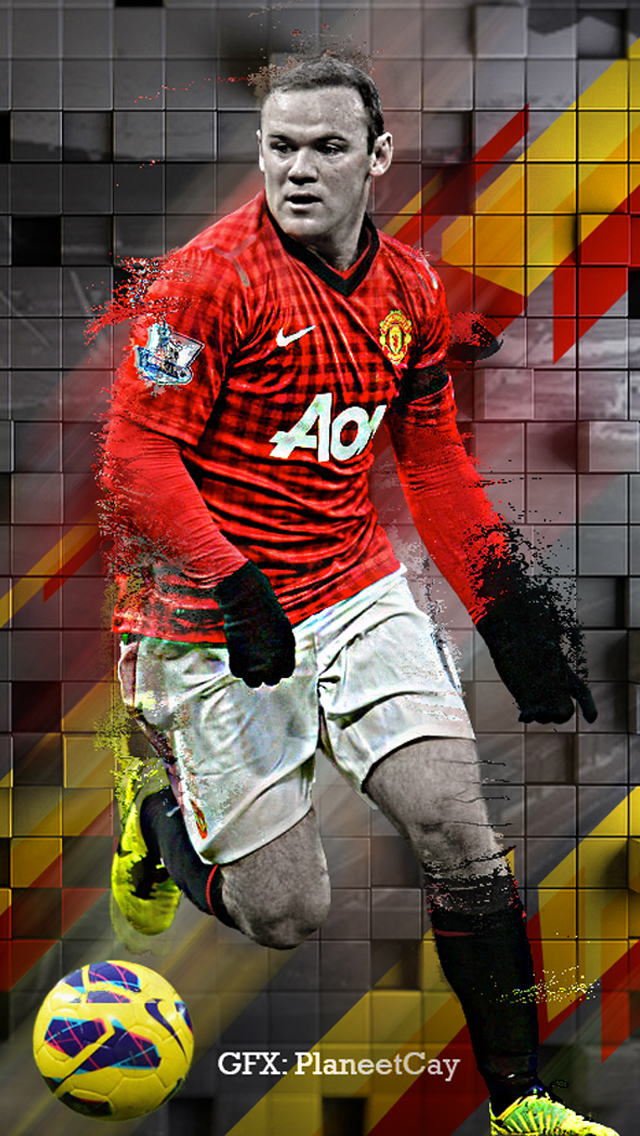 Wayne Rooney Wallpaper Iphone wayne rooney iphone wallpaper by planeetcay fan art wallpaper other