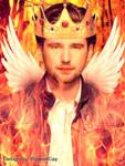 Fire king Ruud feltkamp