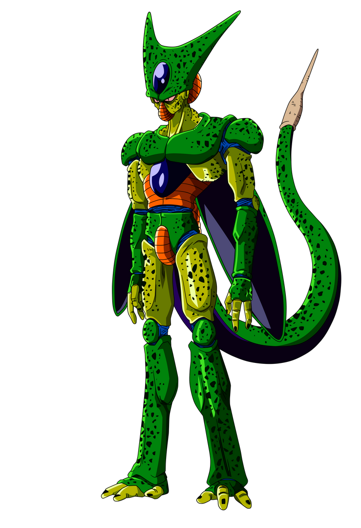 Imperfect Cell by BoScha196 on DeviantArt