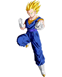 Vegetto SSJ2 DBM by BoScha196