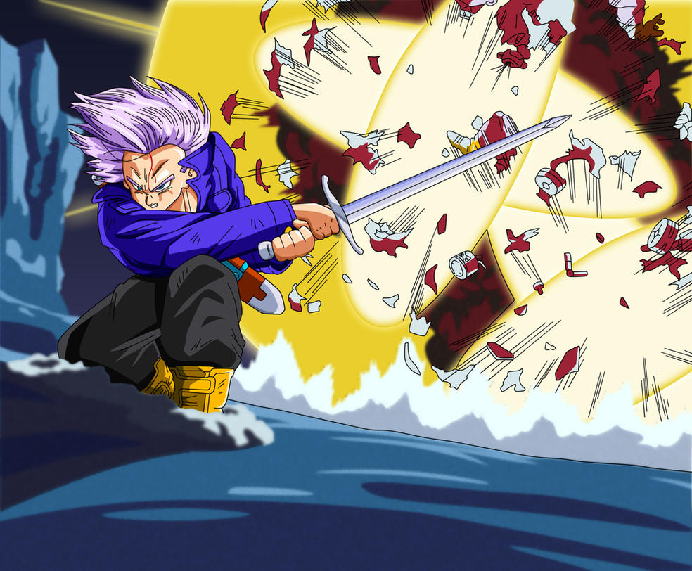 Dbz android 14