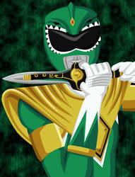 Go Green Ranger Go!