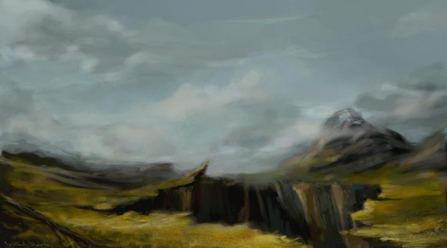 landscape study by xRompKidx