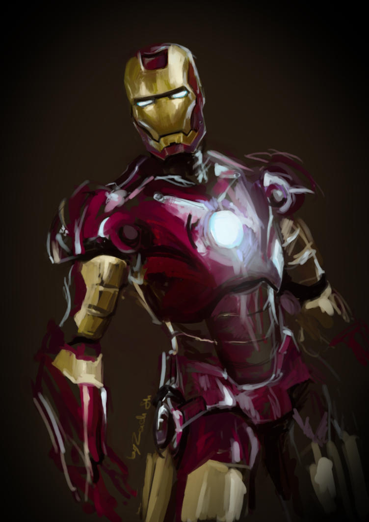 iron man fan art 2xrompkidx on deviantart