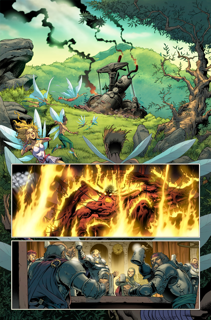 Journey into Mistery #639 page1 by ifan80