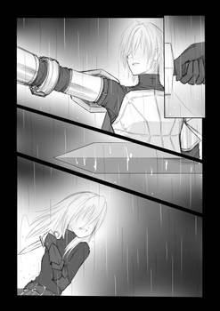 Old doujinshi project 3