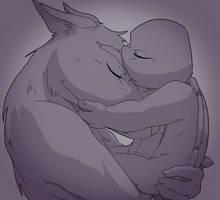 Love you, Daddy by ashitarimai