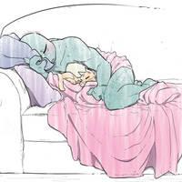 Cozy by ashitarimai