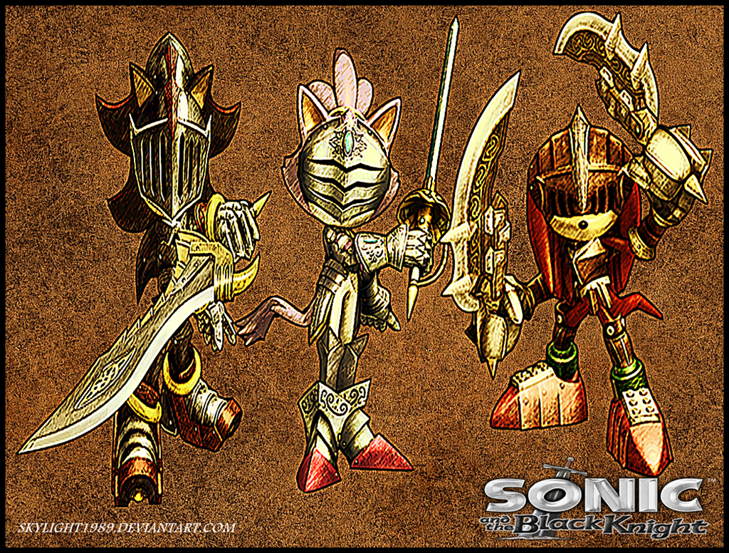 SATBK The Knights Of The Round Table By Skylight1989 On DeviantArt
