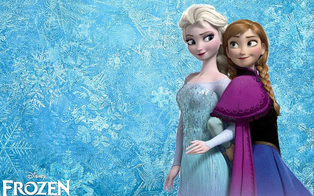 Rentier Anna Und Elsa