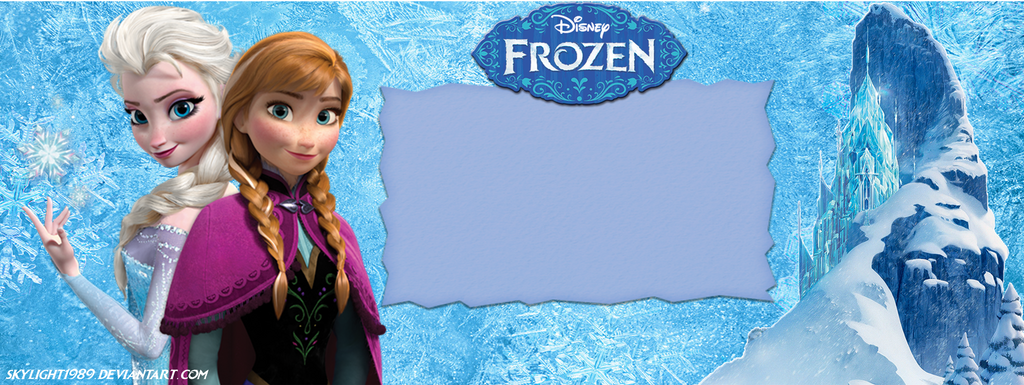 frozen happy birthday banner wwwimgkidcom the image