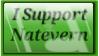 I Support Natevern by shaygoyle