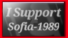I Support Sofia-1989 by shaygoyle