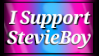I Support Stevieboy by shaygoyle