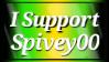 I Support Spivey00 by shaygoyle