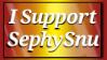 I Support SephySnu by shaygoyle