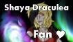 Shaya Draculea Fan Stamp by shaygoyle