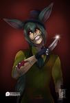 OC: Severn Trapper by shaygoyle