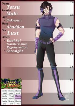 Dark FairyTale: Tetsu