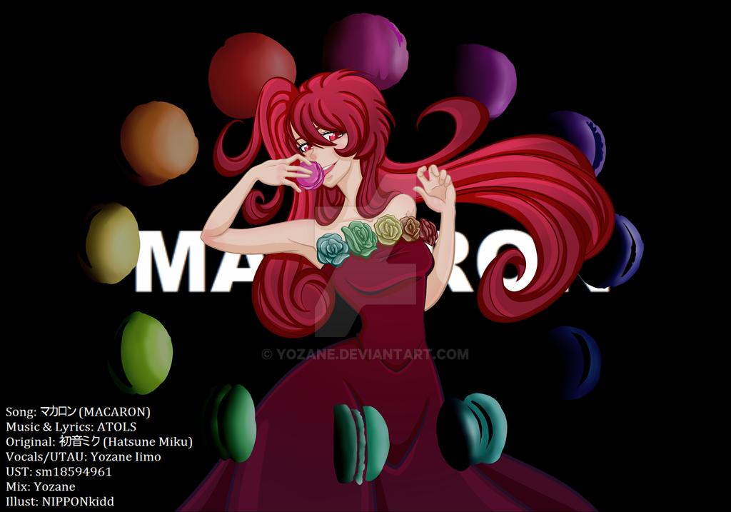 UTAU cover Macaron -Yozane Iimo by Yozane