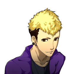 Emperor! Ryuji (Sprite Edit) by Corrupted-Hex