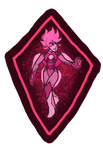 Pink Diamond in My Eyes (Using a mouse)