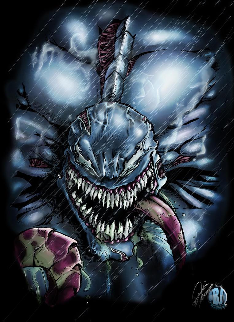 Venom rain by bj-abesamis123