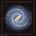 Milky Way Galaxy Map - NS FT