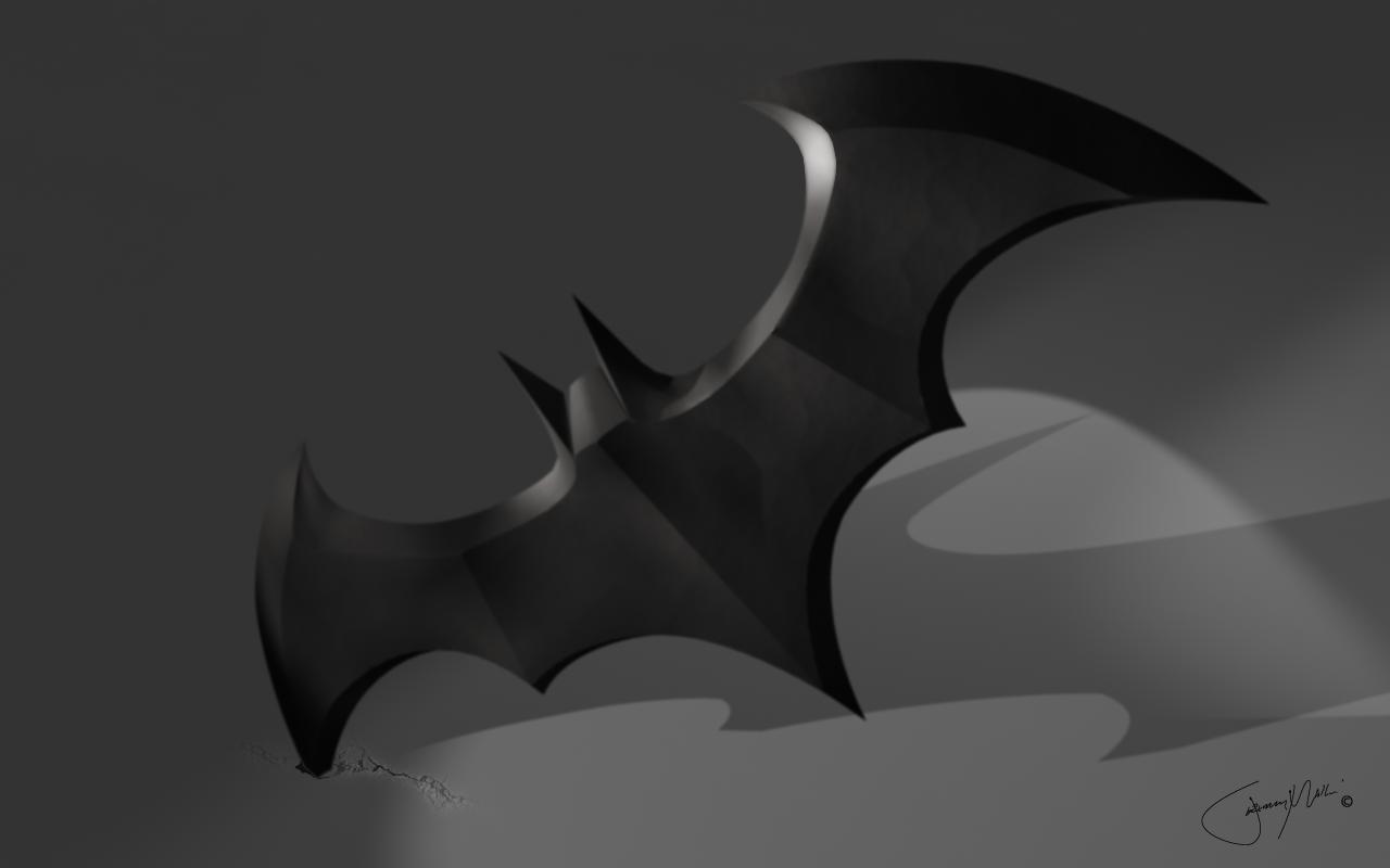 Batman by JeremyMallin
