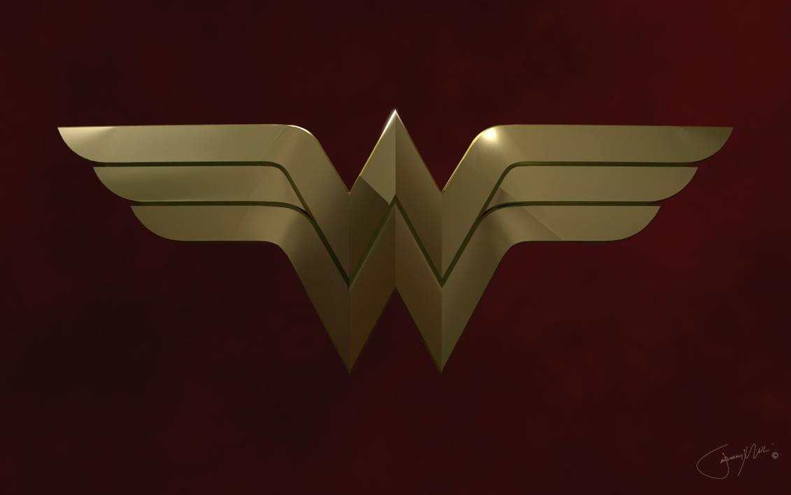 Wonder Woman by JeremyMallin