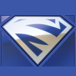 Superman Blue Icon