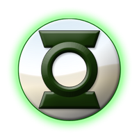 Green Lantern Icon by JeremyMallin