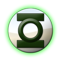 Green Lantern Icon 2 by JeremyMallin