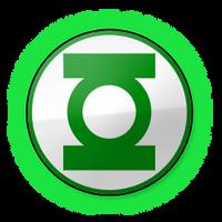 Green Lantern Icon 3 by JeremyMallin