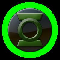 Green Lantern Icon 5 by JeremyMallin