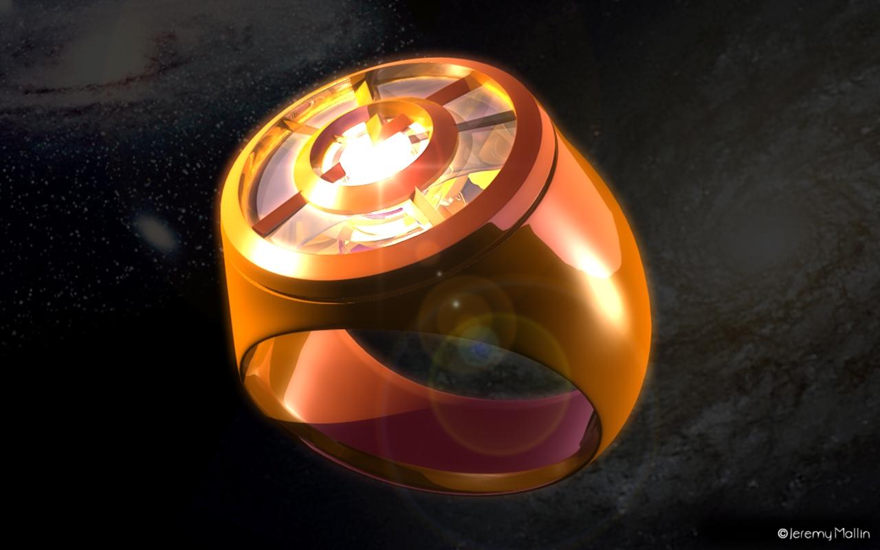 Orange Lantern by JeremyMallin