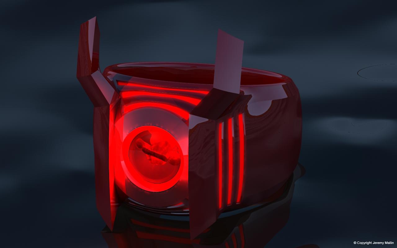 New Lantern Ring