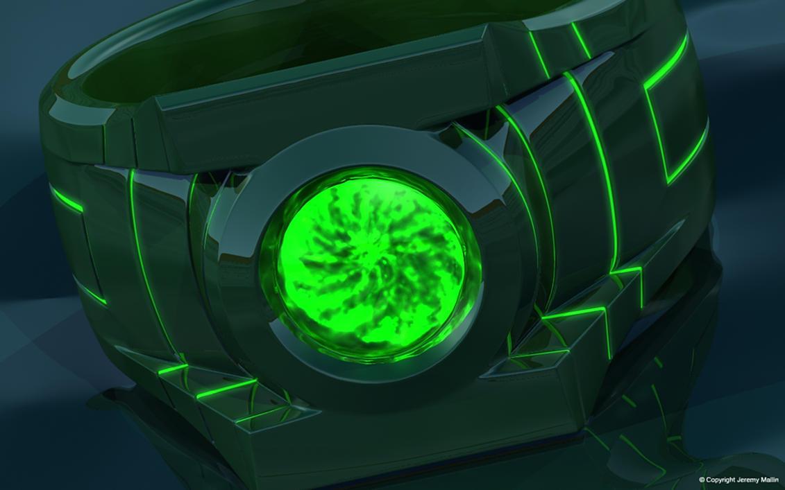 Green Lantern's Light by JeremyMallin