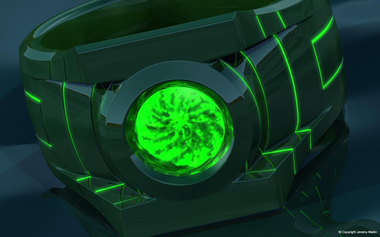 Green Lantern Ring Green Lantern&#...