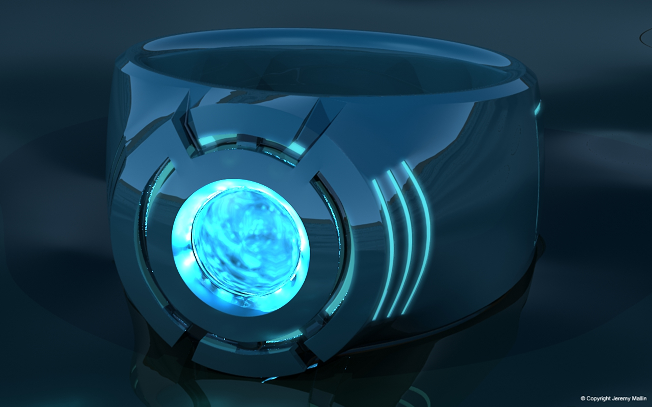 Blue Lantern Power Ring by JeremyMallin on DeviantArt