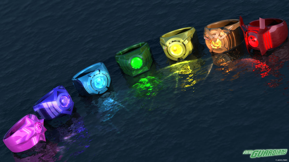 Power Ring Spectrum by JeremyMallin