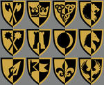 Shield Crests