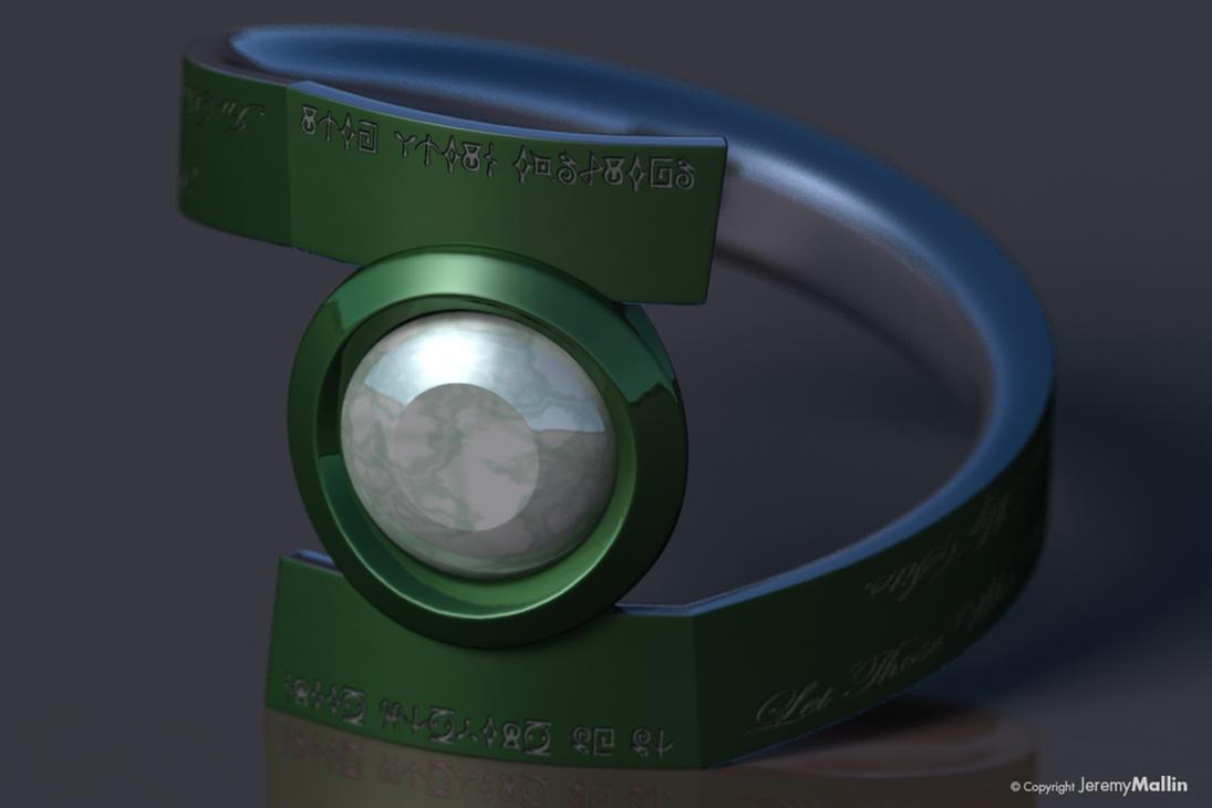 Image Result For Green Lantern Ring