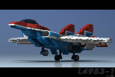 Lego Landing