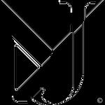 New Initials Logo