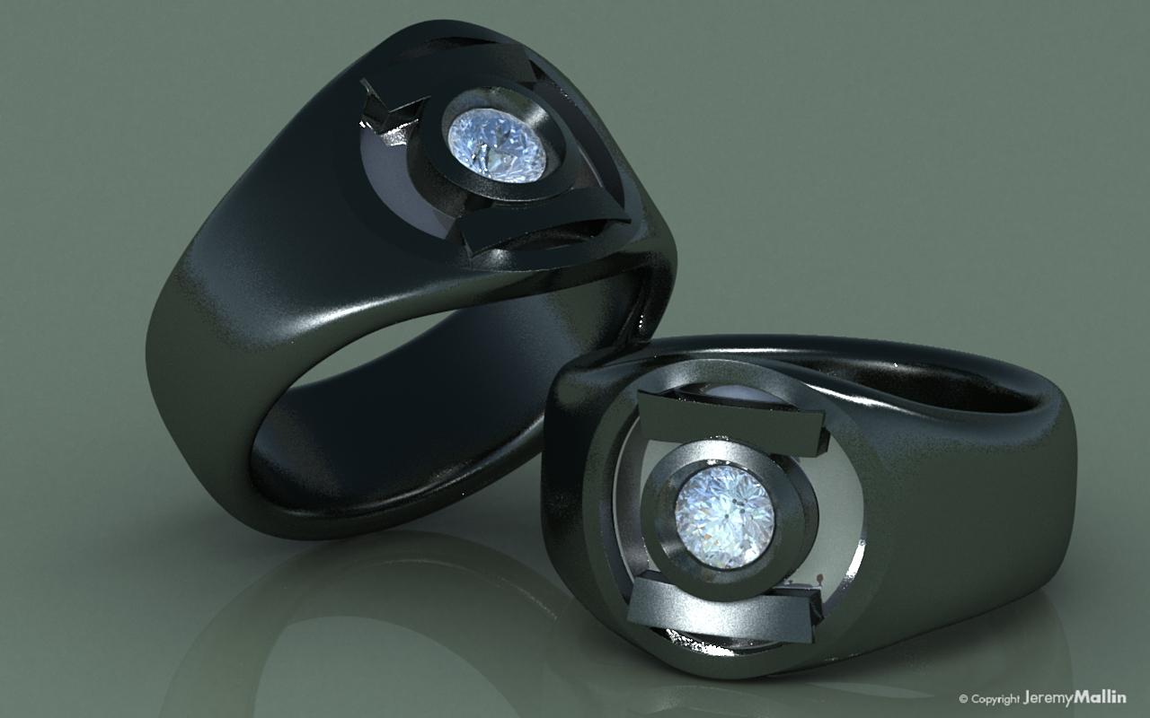 Diamond Lantern by JeremyMallin