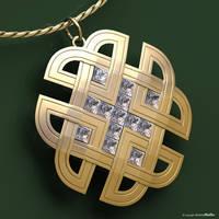 Celtic Knot by JeremyMallin