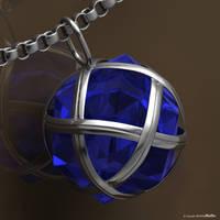 Captured Crystal by JeremyMallin